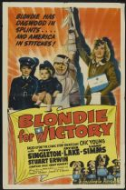 Blondie for Victory 1942 DVD - Penny Singleton / Arthur Lake